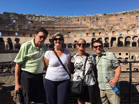 Monica's Italian Adventure