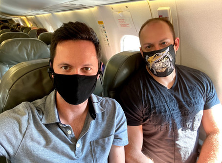 Traveling During a Pandemic: Owls Head