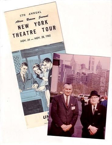 Chima Travel New York Theatre Tour Akron Beacon Journal