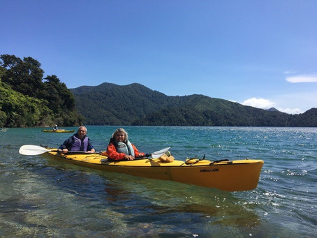 Cruising New Zealand with the Chimas
