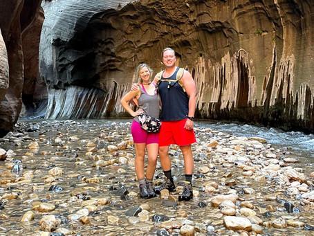 Hiking Utah & Arizona