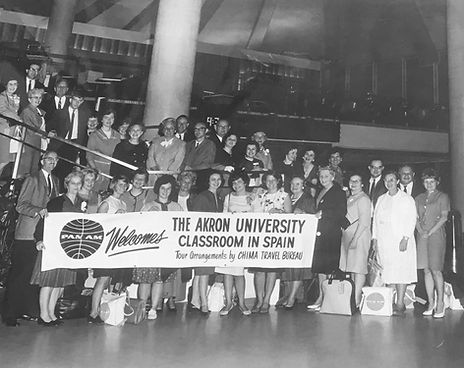 Chima Travel partnership with University of Akron