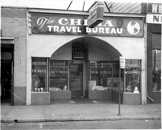 Chima Travel Bureau South Main Street