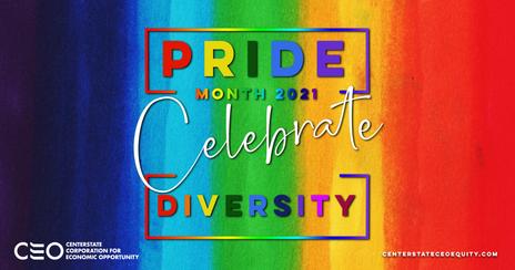 Pride Month 2021 - CEO