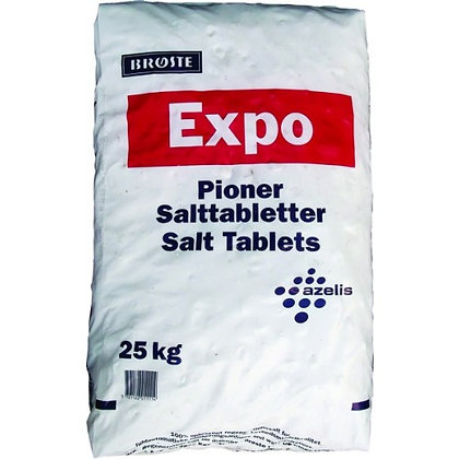 Broste Tablet Salt (25kg) Bulk Deals!+5 bags