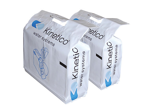 Kinetico Block Salt   1-4 Packs