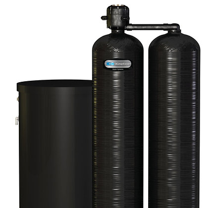 Commercial and Industrial Kinetico Softeners.