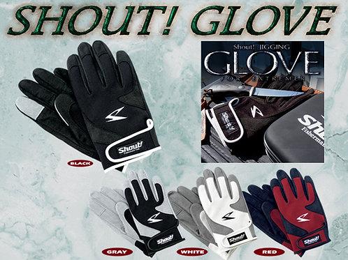 SHOUT Mesh Glove