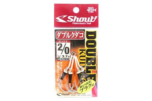 SHOUT Double Kudako Assist Hook