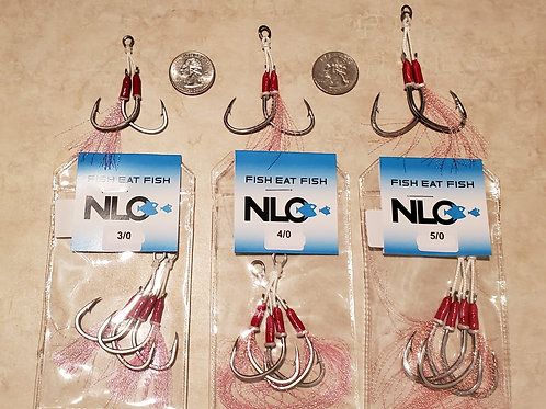 NLO Slow Pitch Hook