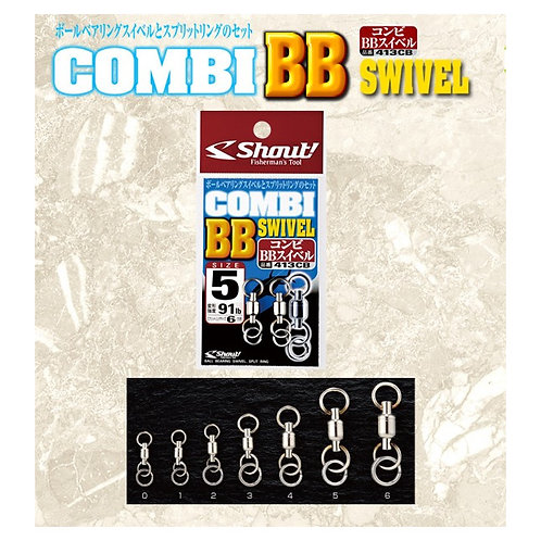 SHOUT Combi BB Swivel