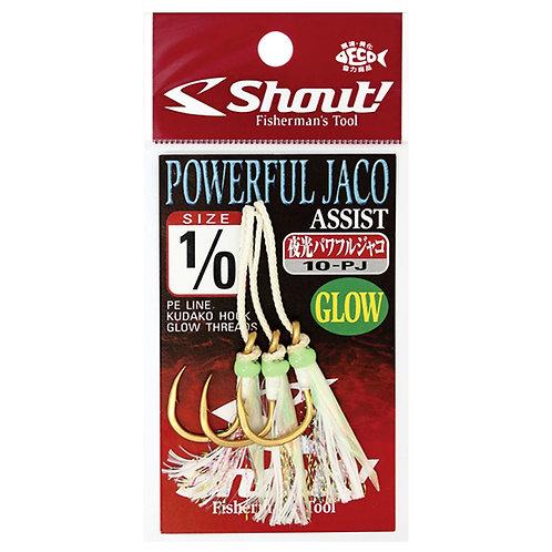 SHOUT Powerful Jaco  Glow Assist Hook