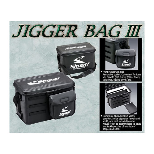 SHOUT Jigger Bag III