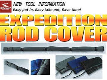 SHOUT Expedition Rod Cover