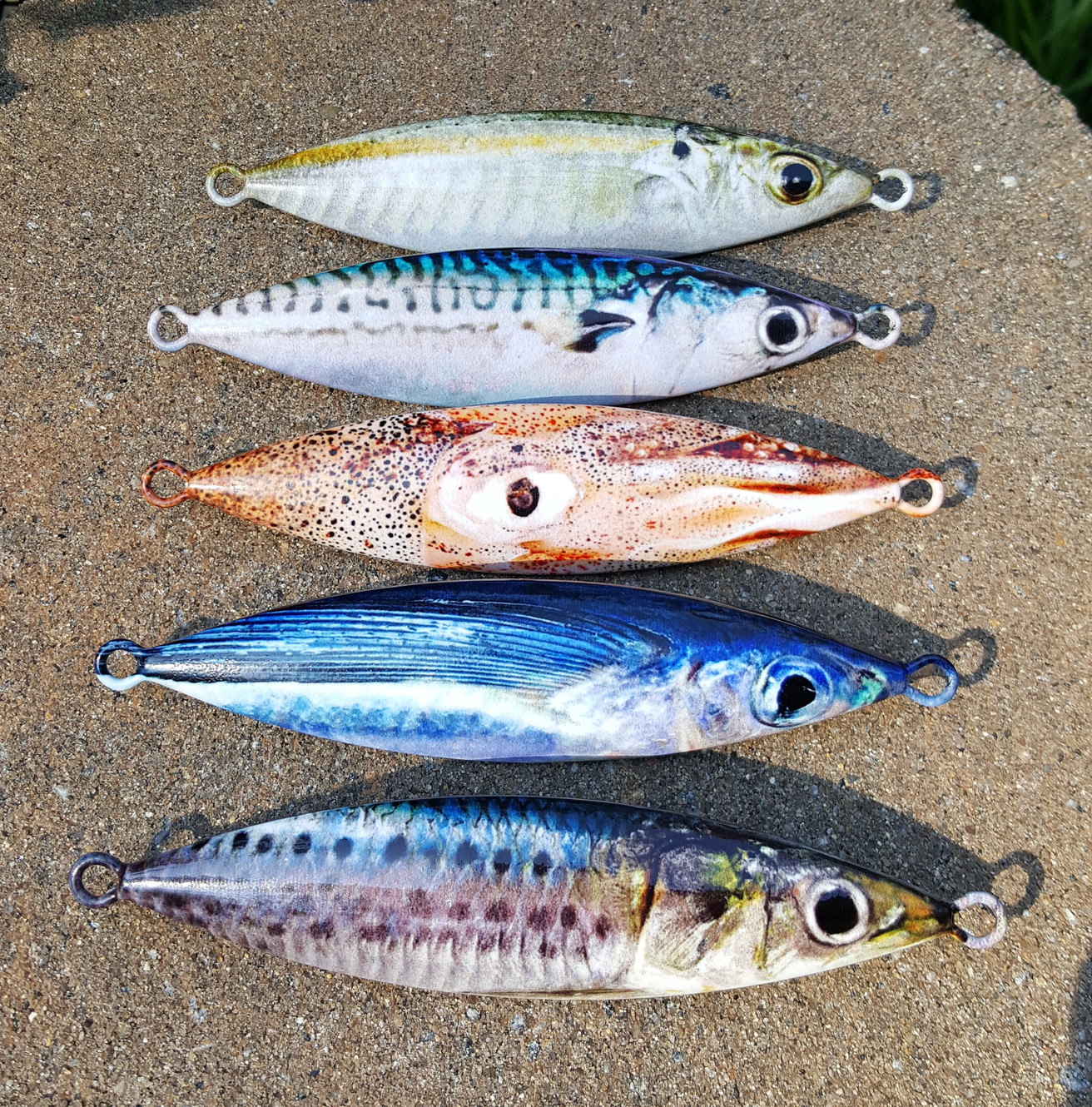 JigSkinz - Make Your Fishing Lures Look Brand New