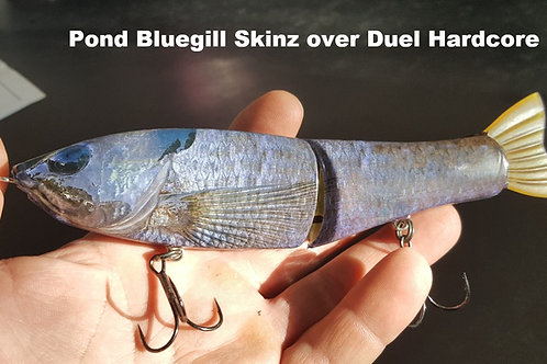 Pond Gill Single Skinz