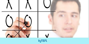 Noughts and Crosses ESL Game