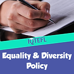 IQTEFL Equality and Diversity Policy