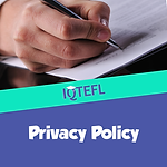 IQTEFL Privacy Policy