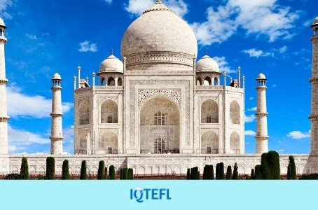 The Travelling Teacher: The one and only, Taj Mahal