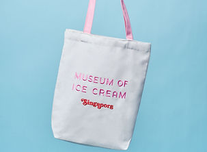 Museum of Ice Cream Singapore Tote Bag.j
