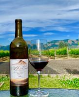 Hood Crest Winery, East Hills of Hood River, Oregon