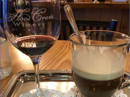 Hood Crest - Coffee Nudge