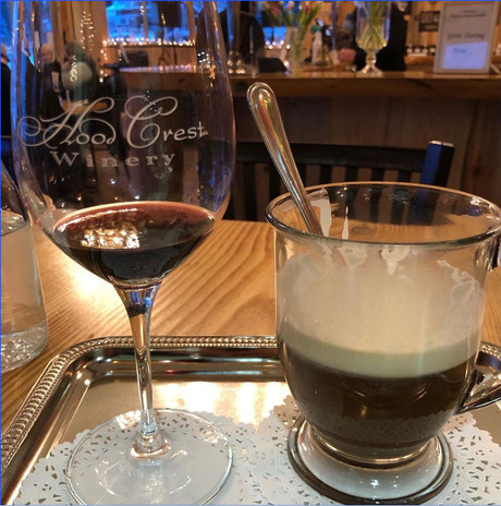 Hood Crest Winery and Distillers_Coffee