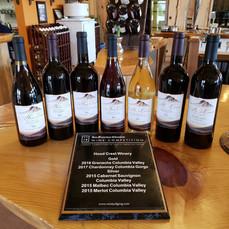 2019 Award Winning Wines