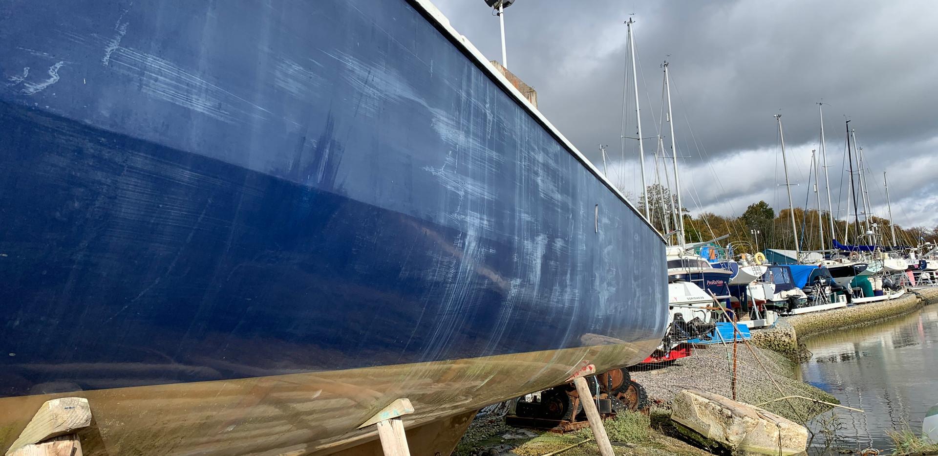 Nelson 45 Hull