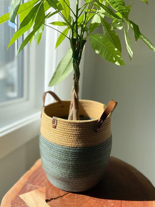 Baskets in Urn Shape