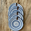 Thumbnail: Watercolour Coasters (Set of 4)
