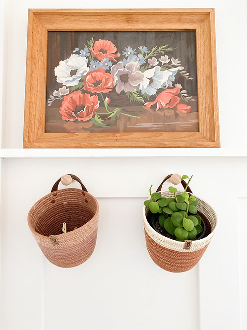Earth Tones Basket (Small)