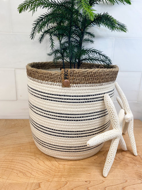 Nautical Plant Basket