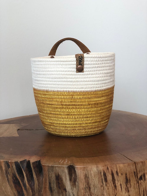 Gold Basket (Small)
