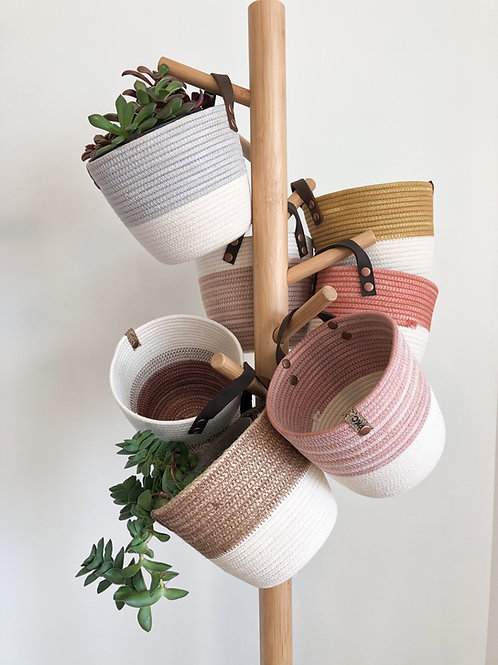 Two Tone Baskets (Small)