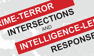 Crime-Terror Intersections and Intellige