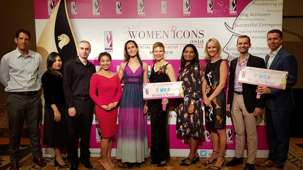 Asia's Women Icons Award