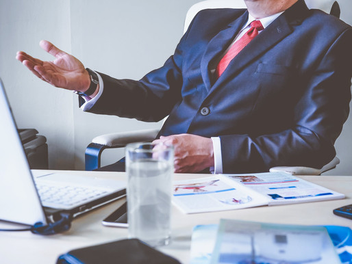 """60-second leadership tip #4: Do you ever say, """"thank you"""" to your boss?"""