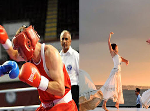 Dancing or boxing – what's your communication style?