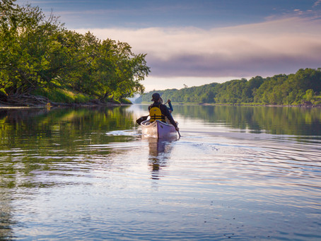 The 6 Types of Paddlers