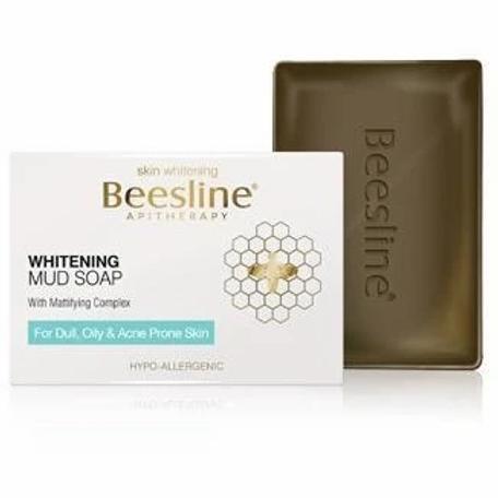 Beesline whitening mud soap