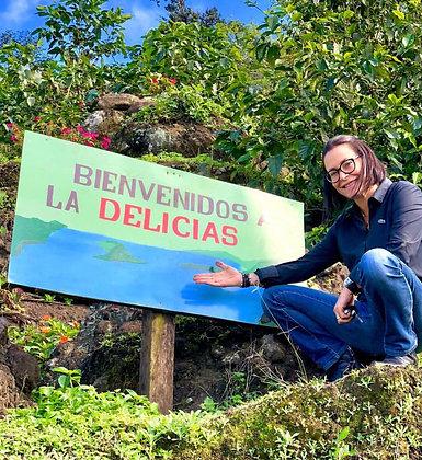 Nicaragua Las Delicias Box set