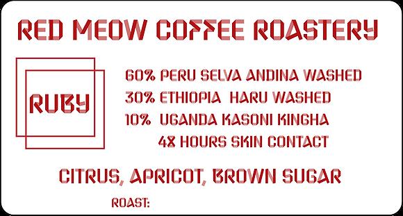 Ruby -Espresso Blend