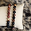 Set van twee armbanden voor heren Picasso Jaspis en Lavasteen