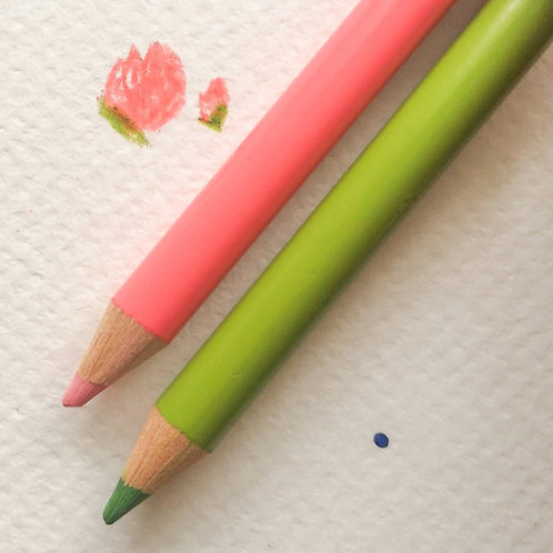 crayon de couleur Polychromos