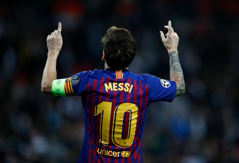 Capitanul Messi Si Dependenta Barcelonei