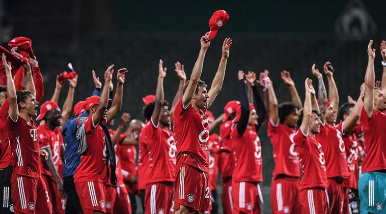 Bayern: MEI8TER der Bundesliga