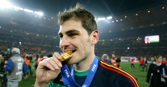 Iker Casillas: Legenda Nedorita