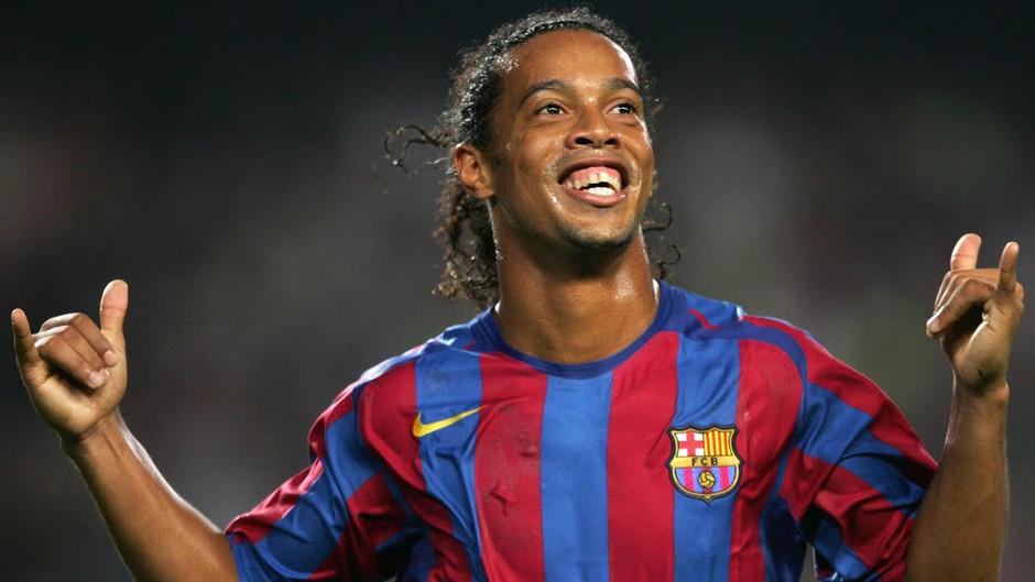 Ronaldinho: Zambetul Etern